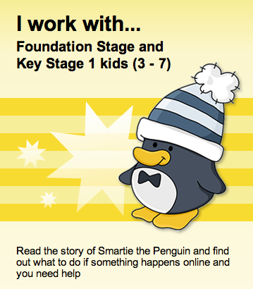 Meet Smartie the Penguin picture