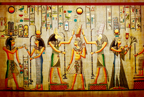 An Egyptian picture