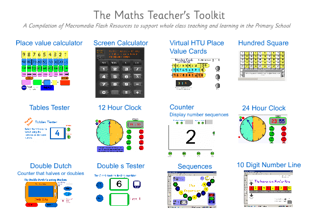 Free on-line maths resources and games - 123ICT 123ICT