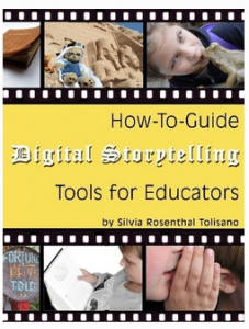 The Cover of Digital Story Telling - a free e-book
