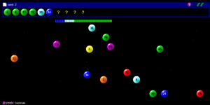 A maths game in Purple Mash