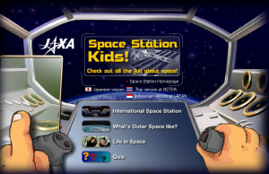 A web site about space