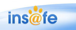 The insafe logo