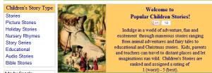 Popular Children's Stories