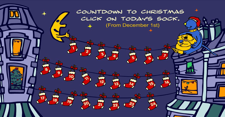 Free Advent Calendars - 123ICT 123ICT