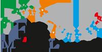The children's folk concert logo