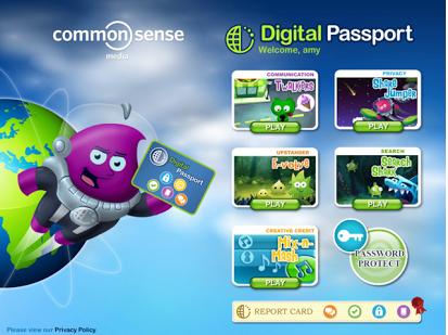 Digital Passport for Kids