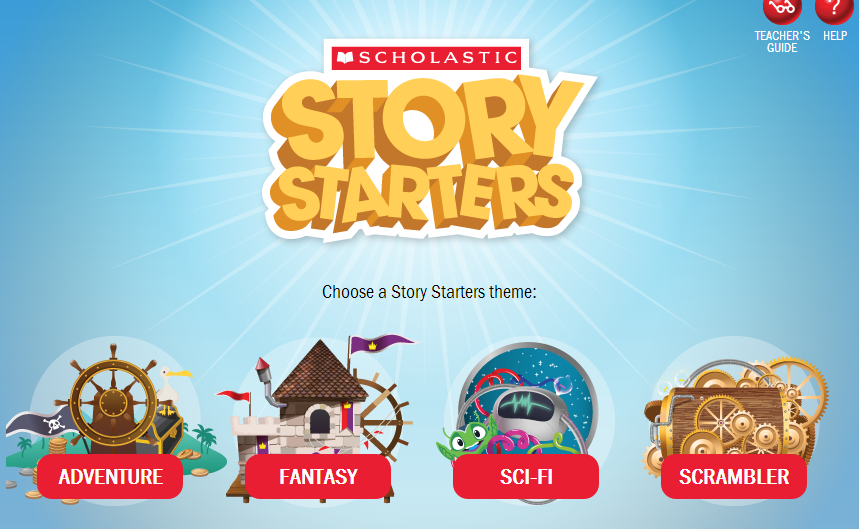 Scholastic's Story Starters