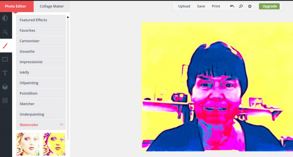 Tools to convert photos to cartoons