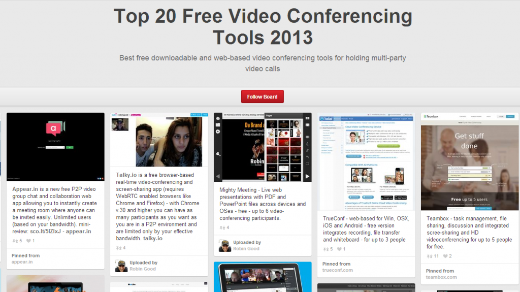 Free Video Conference Tools