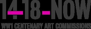 1418 Now logo