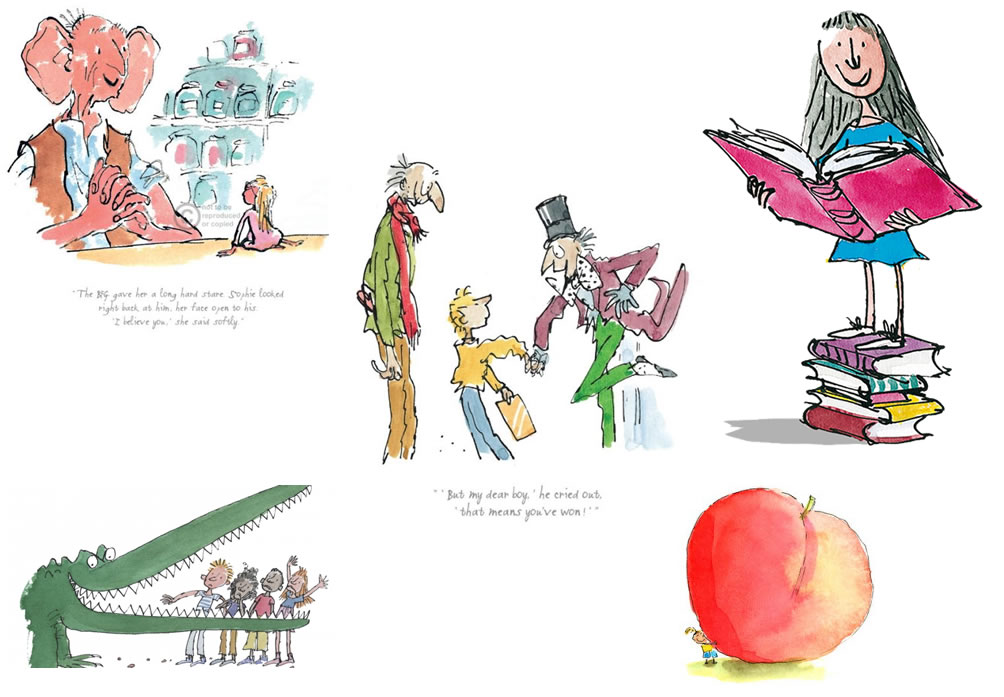 the characters in roald dahls book Author: roald dahl, book: george's marvelous medicine / the twits / the bfg (2000) and other, read online free in epub,txt at readonlinefree4net.