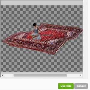 Background Burner - removes backgrounds from images