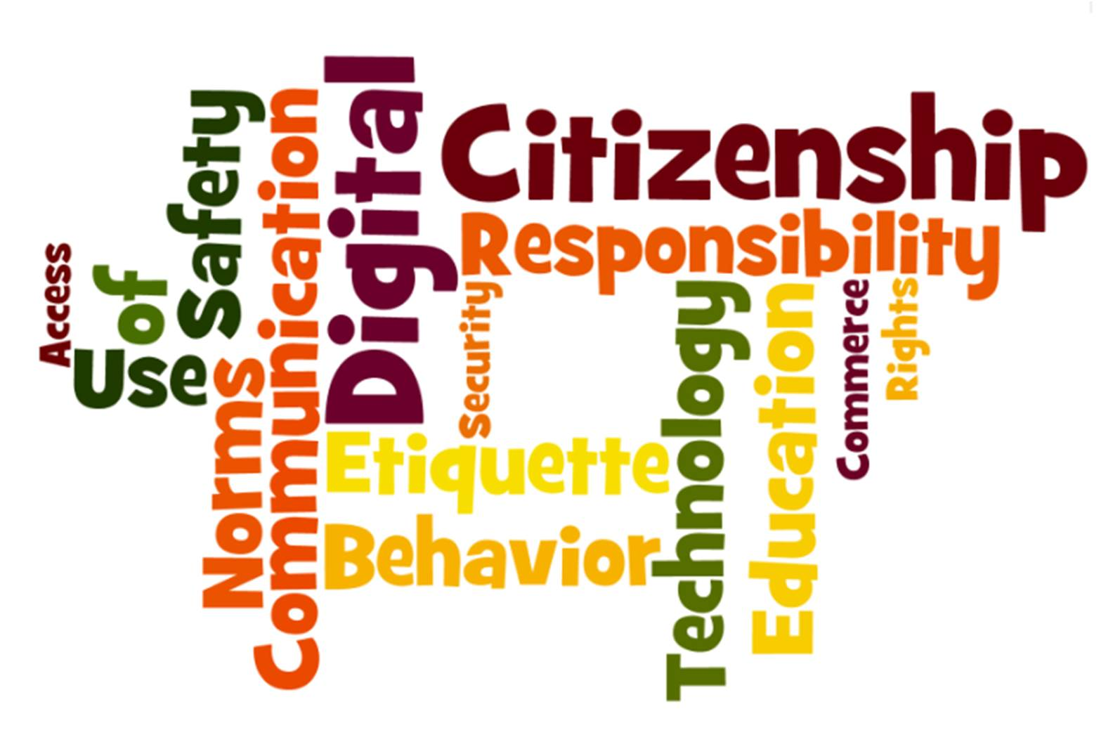 Teaching Digital Citizenship Education - 123ICT 123ICT