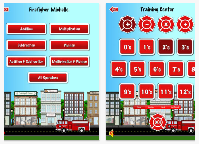 Mathopolis: Addition, Subtraction, Multiplication, and Division
