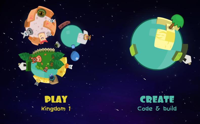 Code Kingdoms teach code through a game