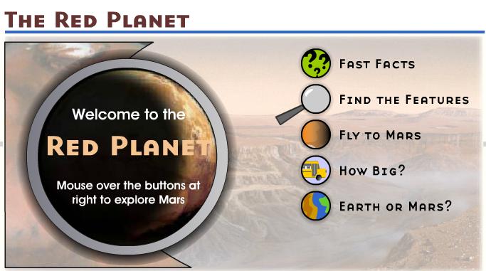 MarsQuest Online