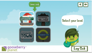 Gooseberry Planet E-safety App