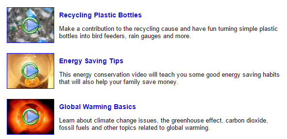 Recycling for Children