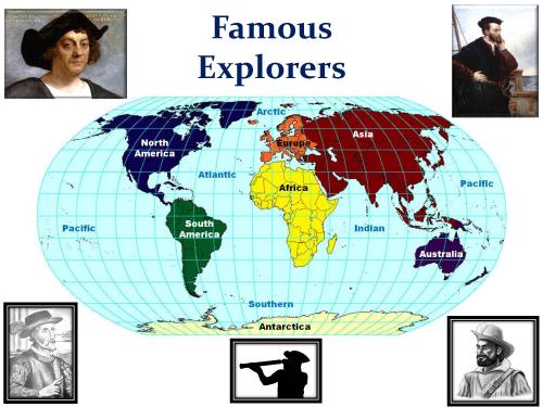 Early Explorers   Mrs. Clarken's Class 5th/6th GATE
