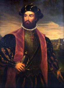 Vasco da Gama (c.1460 - 1524)