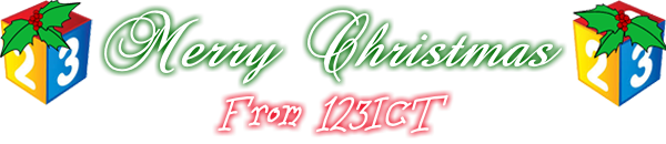 Christmas Greetings 123ICT