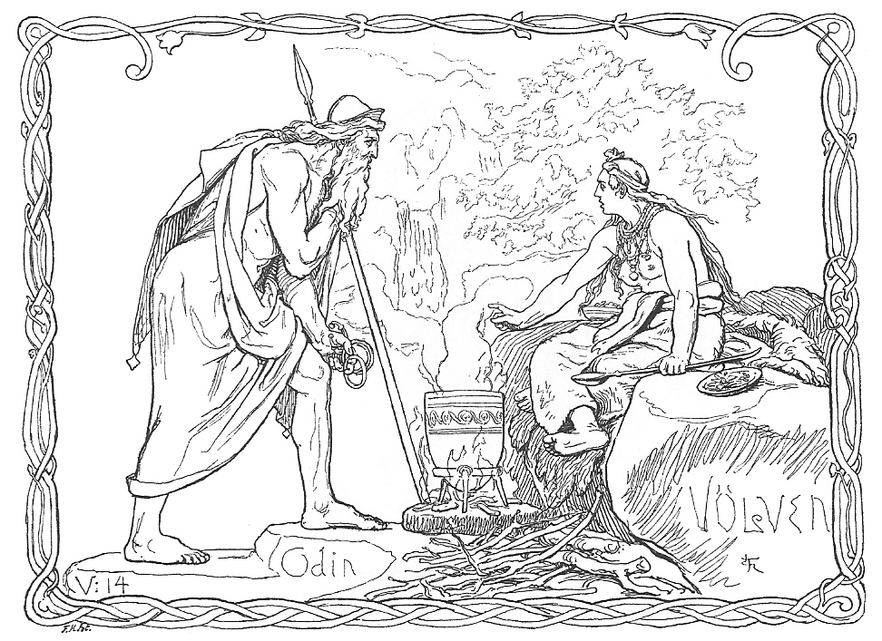 Viking Sagas Myths and Legends