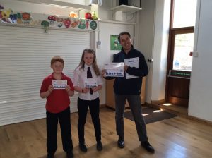 123ICT Online Safety Screensaver Competition Winners