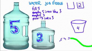Capacity and Water Maths