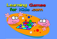 Learning Games for Kids a Great Games Site