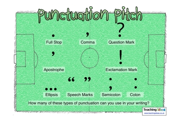 punctuation-pitch