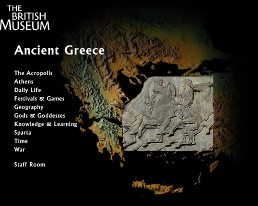 The British Museum Ancient Greek History