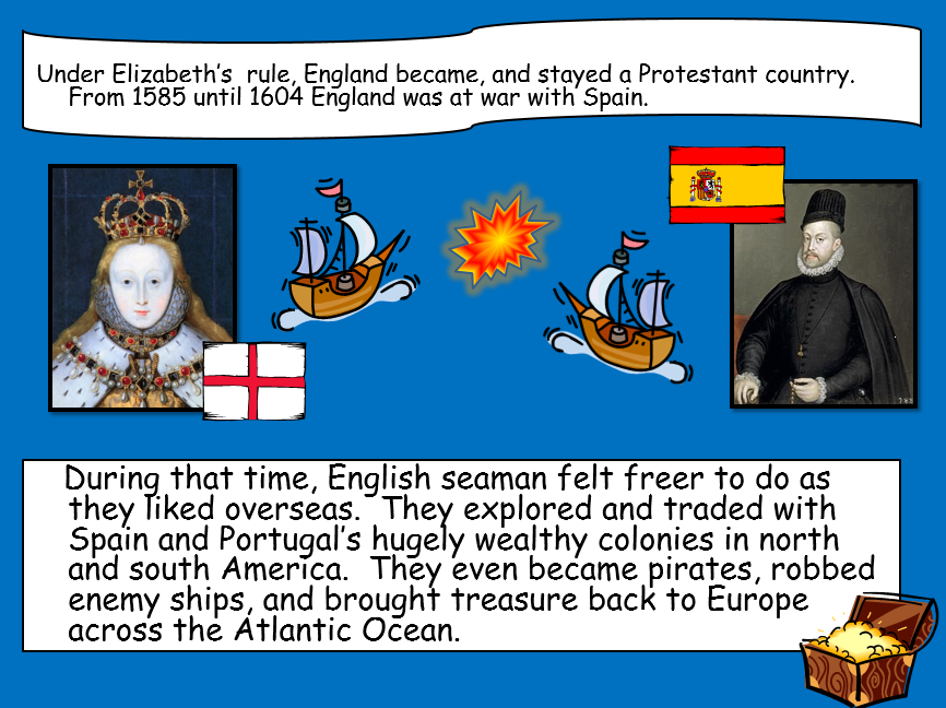Tudor Exploration