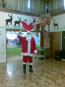 Secret Santa!