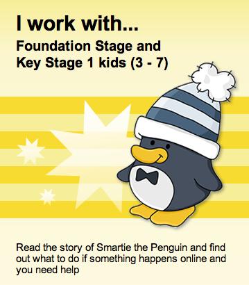 Meet Smartie the Penguin picture