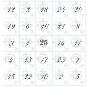 Woodlands School Advent Calendar