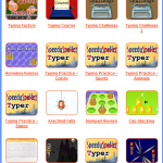 keyboarding games