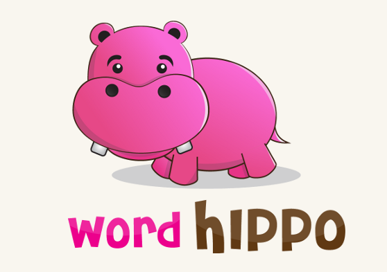 Word Hippo - a child friendly dictionary and thesaurus