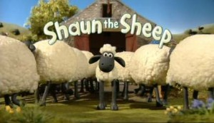 Shaun the Sheep Aardman