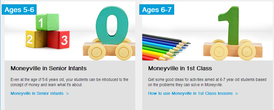 Moneyville:  A Teaching Tool