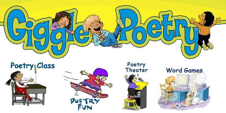 Poetry for Children web links