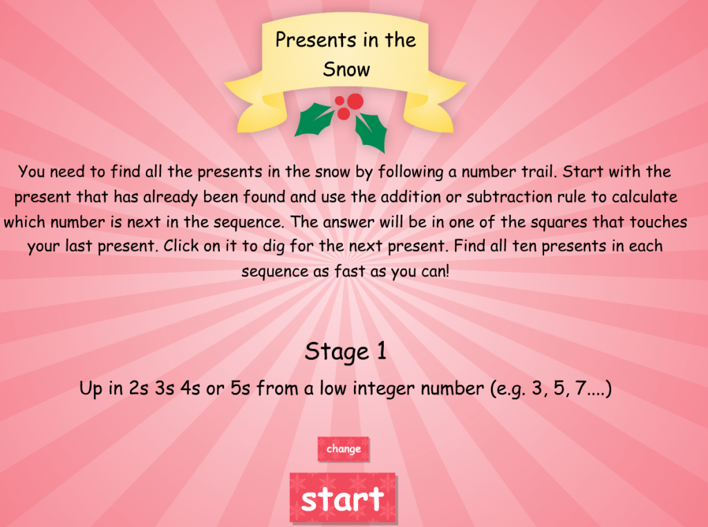 Educational Christmas Activities and Games