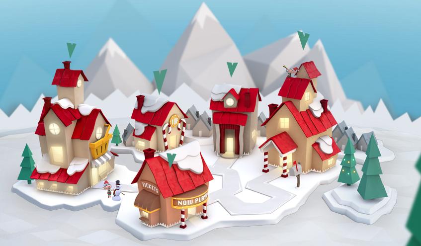 Norad Tracks Santa and lots more