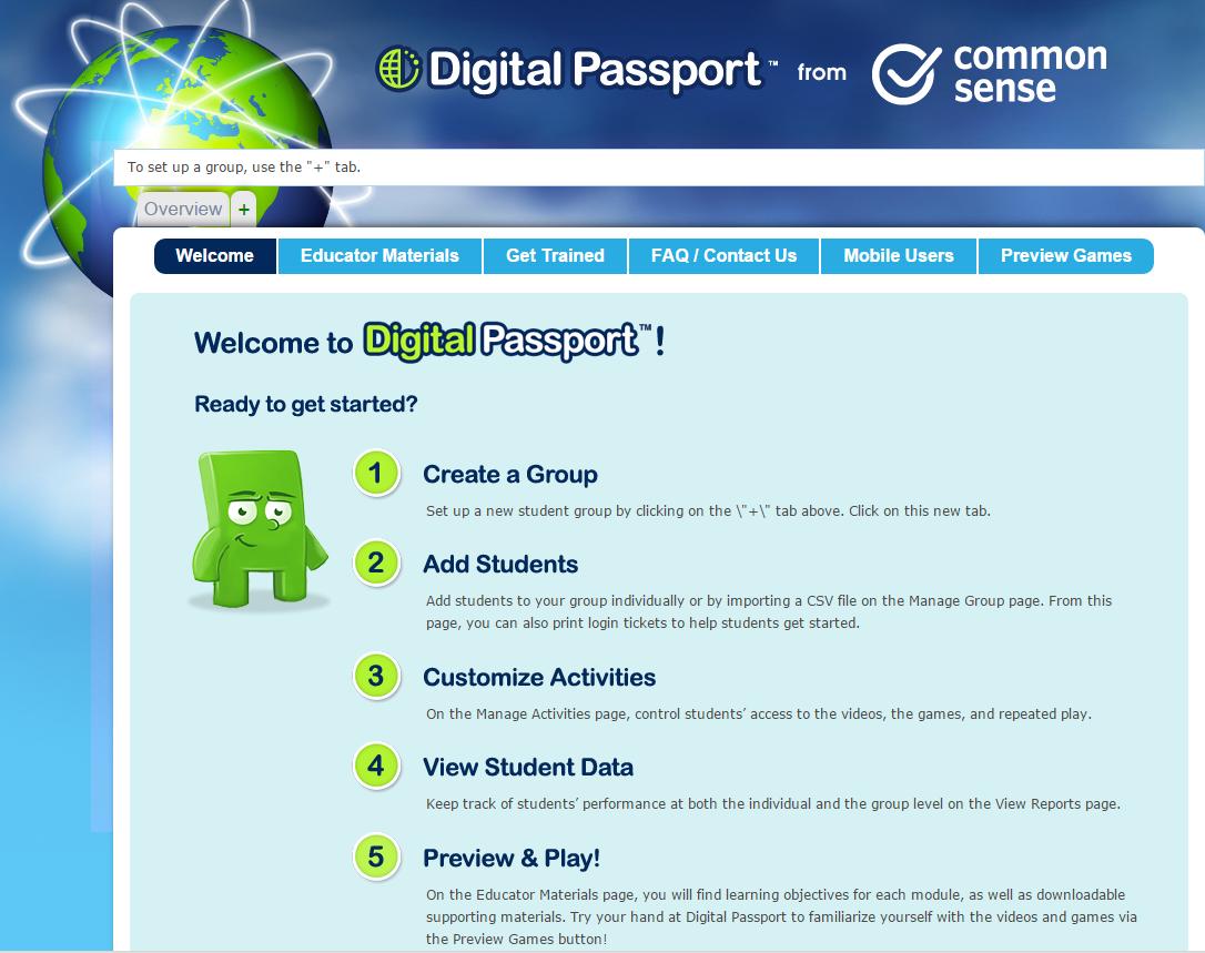 Digital Passport Reminder for SID