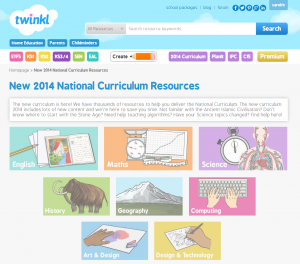 Twinkl Curriculum Resources