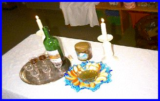 The Autumn Festival of Rosh Hashanah