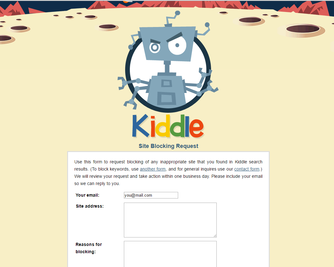 Kiddle the Children's Search Engine