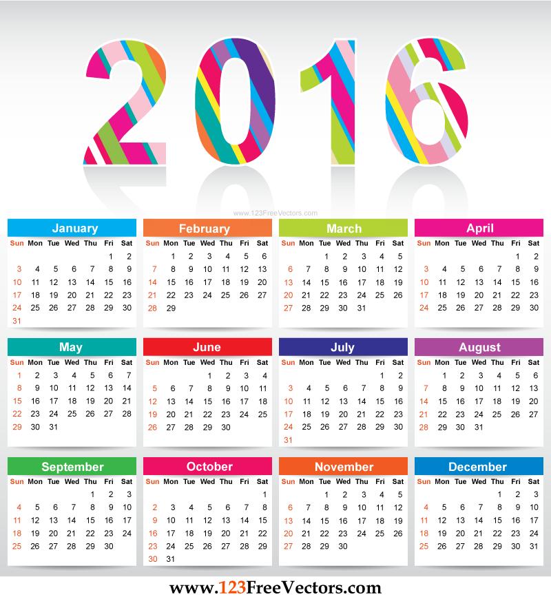 colorful-calendar-2016-template-free-vector