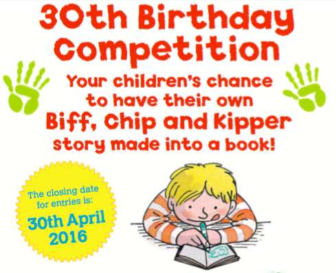 Oxford Reading Tree Competition