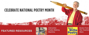Poetry Month April